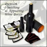 Premium Vanishing and Appearing Wine bottle - Trick