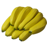 Production (ultra realistic) Banana - Trick