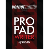 Pro Pad Writer (Mag. Boon Left Hand) by Vernet - Trick
