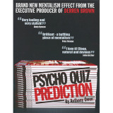 Psycho Quiz Prediction by Anthony Owen - Trick