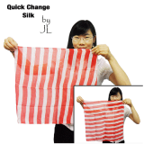Quick Change Silk by JL Magic - Trick