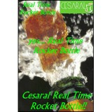 Cesaral Real Time Rocket Bottle by Cesar Alonso (Cesaral Magic) - Trick