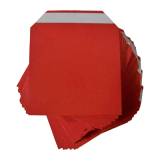 Nest of Wallets refill Envelopes 50 units (Red no Window) - Trick