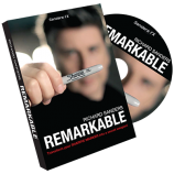 Remarkable (DVD and Gimmick) by Richard Sanders -DVD