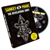 Revelations Shirt (LARGE, With DVD) by Jay Sankey- Trick