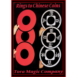 Rings to Chinese Coins by Tora Magic - Trick