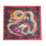 Imperial Dragon 36 inch silk Royal