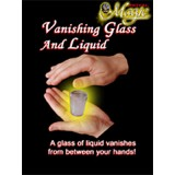 Vanishing Glass and Liquid by Royal Magic - Trick