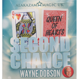 Second Chance (DVD and Gimmick) by Wayne Dobson and Alakazam Magic - DVD