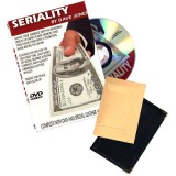 Seriality (With DVD And Wallet) by Dave Jones & RSVP - Trick