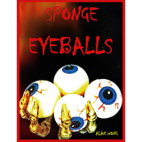 Sponge Eyeballs by Alan Wong (Bag of 4) - Trick