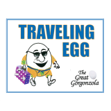 Traveling Egg by The Great Gorgonzola - Trick