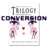 Trilogy Streamline Conversion by Brian Caswells - Book