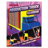 Paul Romhany Presents  Production Truck Illusion by Wayne Rogers - Book