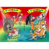 Micro Coloring Book (Circus) by Uday - Trick