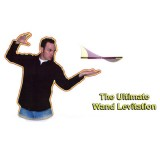 Ultimate Wand Levitation (Wood, Gold) - Trick