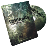 Variance by Kevin Schaller and Balcony Productions - DVD