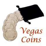 Vegas Coins by Bob Kohler and Thomas Wayne - Trick