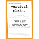 Vertical Plain by Brent Arthur James Geris - Trick