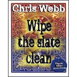 Wipe The Slate Clean by Chris Webb - Trick