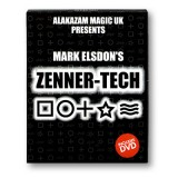 Zenner-Tech 2.0 (W/DVD) by Mark Elsdon and Alakazam Magic - Trick