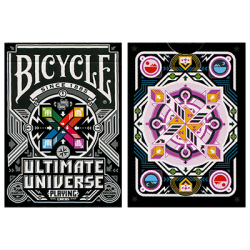 Bicycle Ultimate Universe Colored  by Gamblers Warehouse