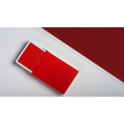 Magic Notebook Deck - Limited Edition (Red) by The Bocopo Playing Card Company