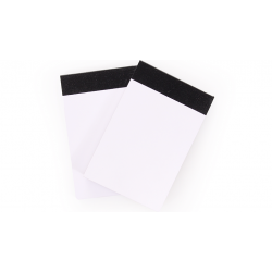 Force Pad (Small/White) Set of Two by Warped Magic - Trick