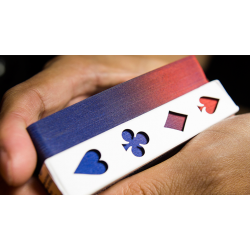 Bicycle Ombre (Limited Edition and Numbered Seals) Playing Cards by US Playing Card Co.