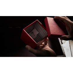 The Gift Red Limited Edition (Gimmick and Online Instructions) by Angelo Carbone - Trick