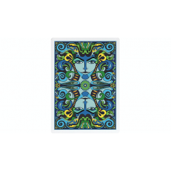VIZAGO Lumino (Blue) Playing Cards
