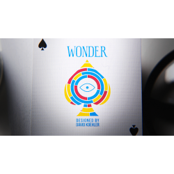 Wonder Playing Cards by David Koehler Printed at US Playing Cards