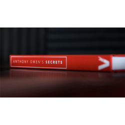 Secrets by Anthony Owen - Book