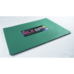 Deluxe Close-Up Pad 16X23 (Green) by Murphy's Magic Supplies - Trick