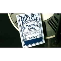 Bicycle 808 Seconds (Blue) Playing Cards by US Playing Cards