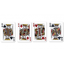 Sub Rosa Playing Cards