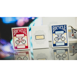 Bicycle PIXEL Playing Cards Collector 3 card Set By TCC Presents
