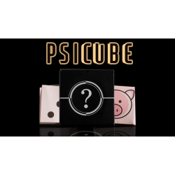 PSI Cube (Gimmicks and Online Instructions) by German Dabat - Trick