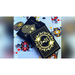 The Games of Spades Expert Playing Cards