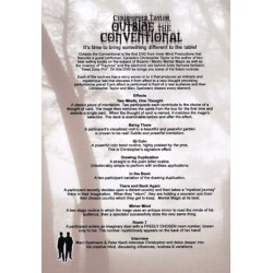 Outside The Conventional (2 DVD Set) by Christopher Taylor - DVD