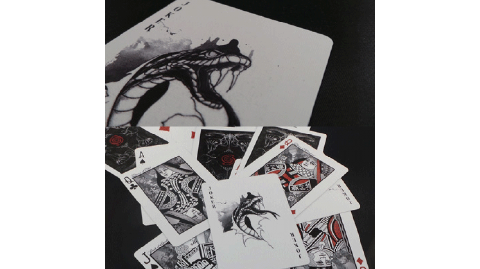 Venom Deck Playing Cards by US Playing Cards